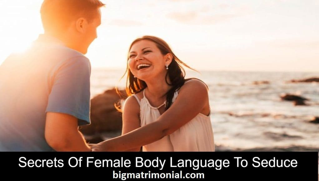 female body language