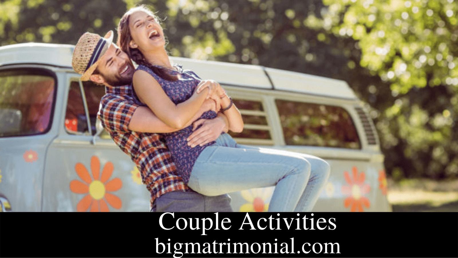 Couple Activities