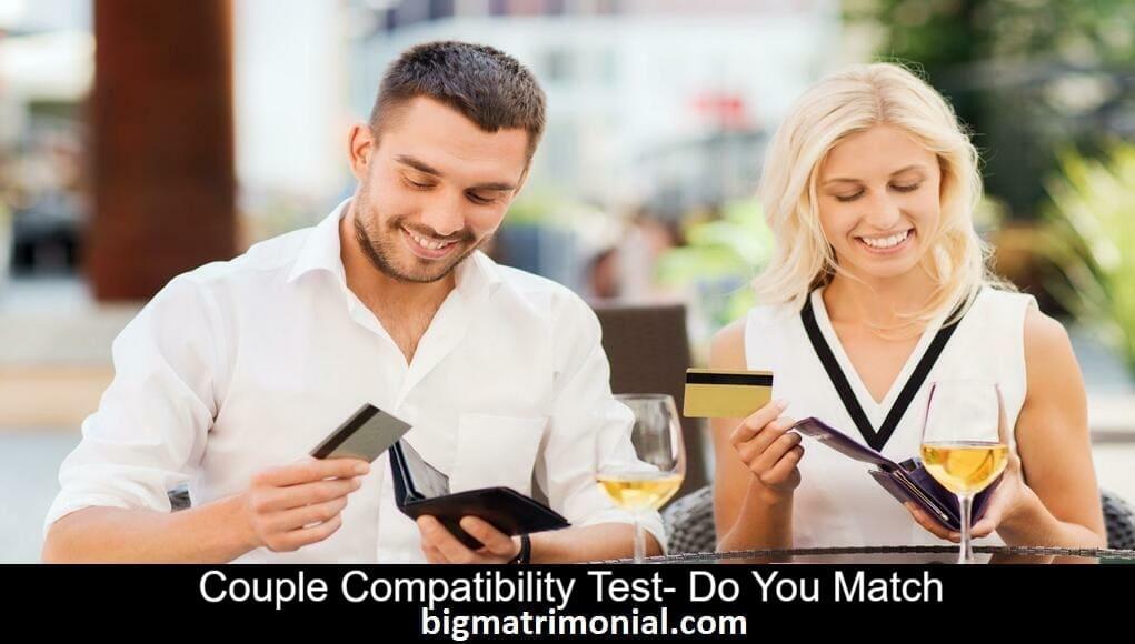 couple compatibility test