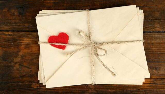 I Miss You Letter For Her