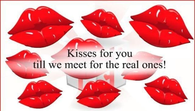 Kiss Messages