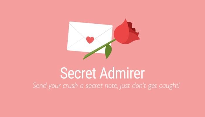 Secret Admirer Letters