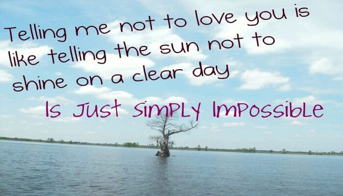 Impossible Love Quotes