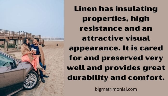 linen anniversary meaning