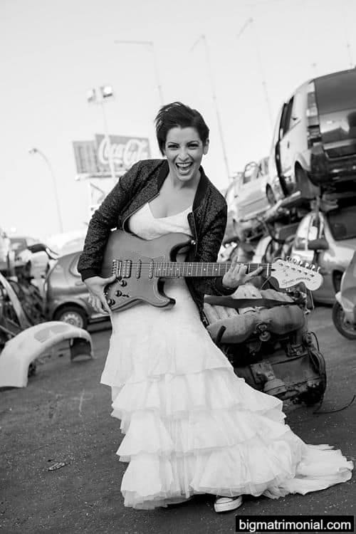 Rock And Roll Wedding Ideas