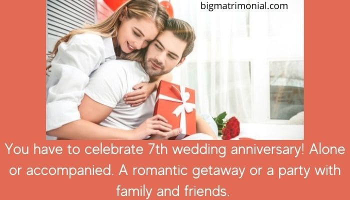 7th wedding anniversary meaning