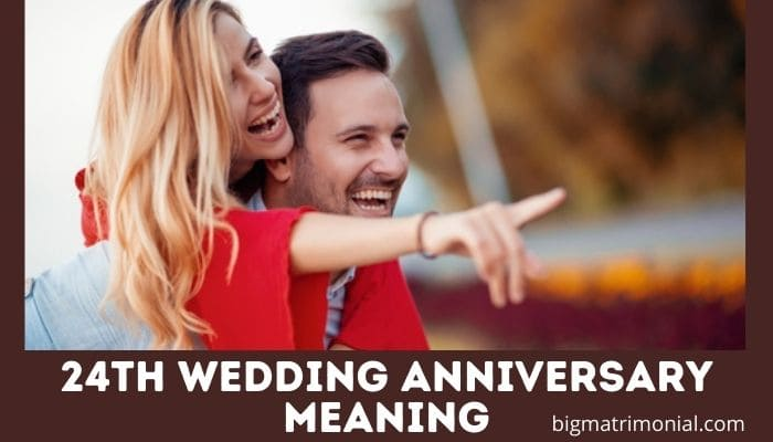 24th wedding anniversary meaning